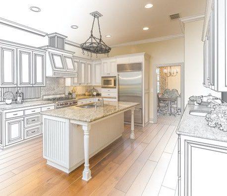 kitchen renovation plans