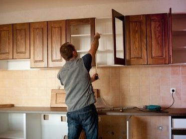 cabinet remodeling services